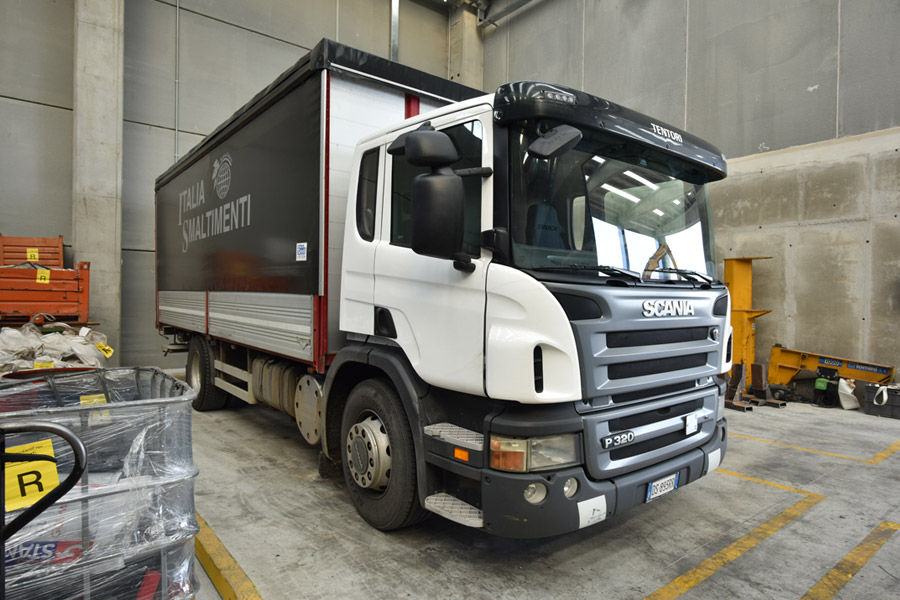 Scania Italia Smaltimenti